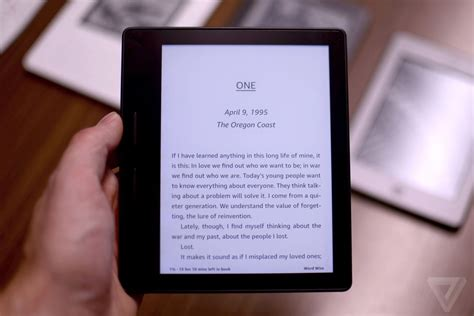 amazon oasis amazon s kindle oasis is the funkiest e reader it s ever