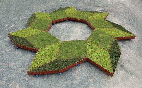 fractal garden land art design