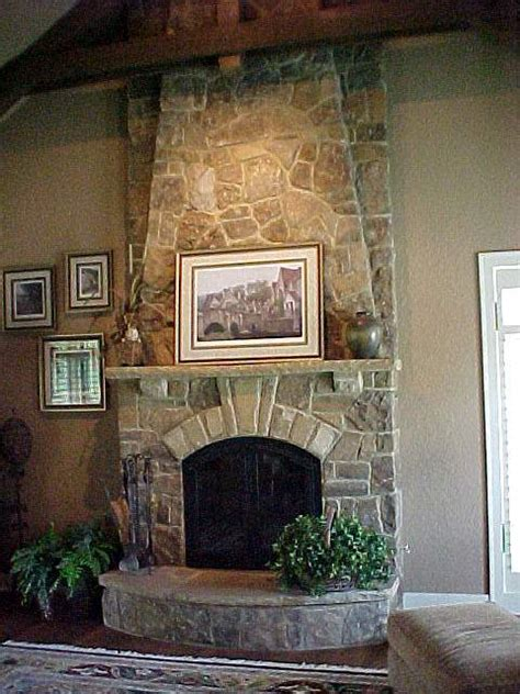 stone fireplace photos fireplaces