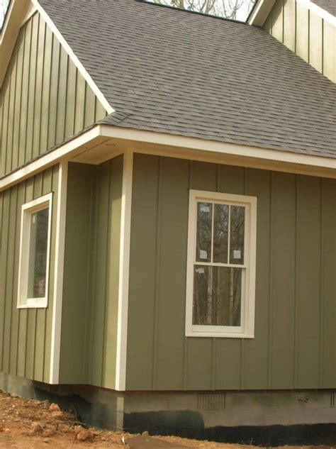 europe house color palette board and batten siding board and batten and white trim