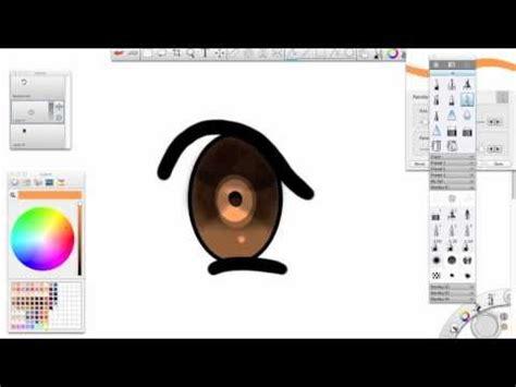tutorial sketchbook tablet anime eye sketchbook pro tutorial youtube digital