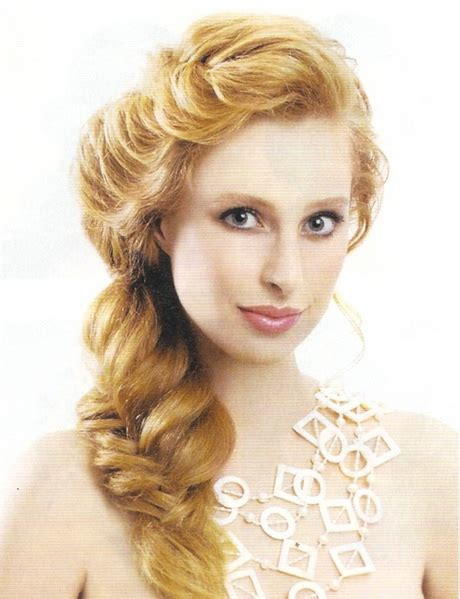 retro hairstyle for long hair vintage wedding hairstyles for long hair