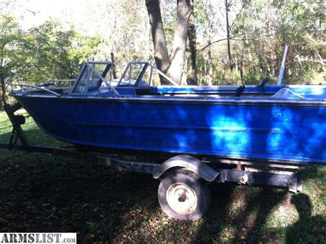 16 foot aluminum boat for sale armslist for sale 16 foot aluminum fishing boat