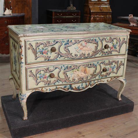 mobili veneziani 700 antiquariato veneziano e l origine dei mobili in stile