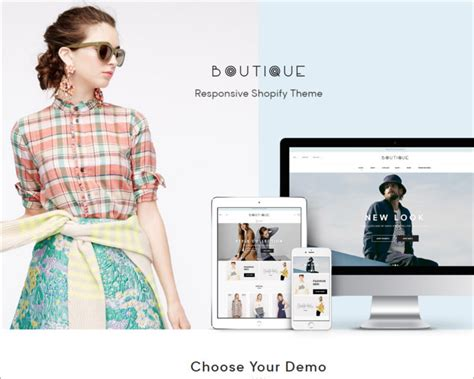 shopify boutique themes 31 boutique website themes templates free download