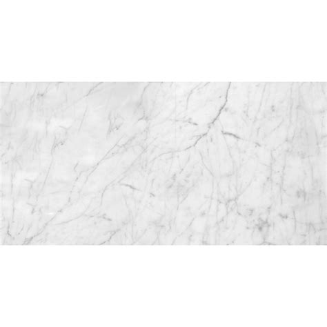 white carrara c polished marble tiles 12x24 marble system inc