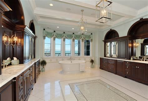 Mansion Bathrooms by Luxury Master Bathrooms Mansions Quotes