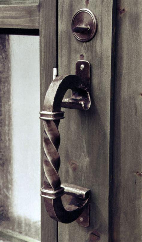 Wrought Iron Exterior Door Hardware Delightful Wrought Iron Door Pull Handles Door Handle