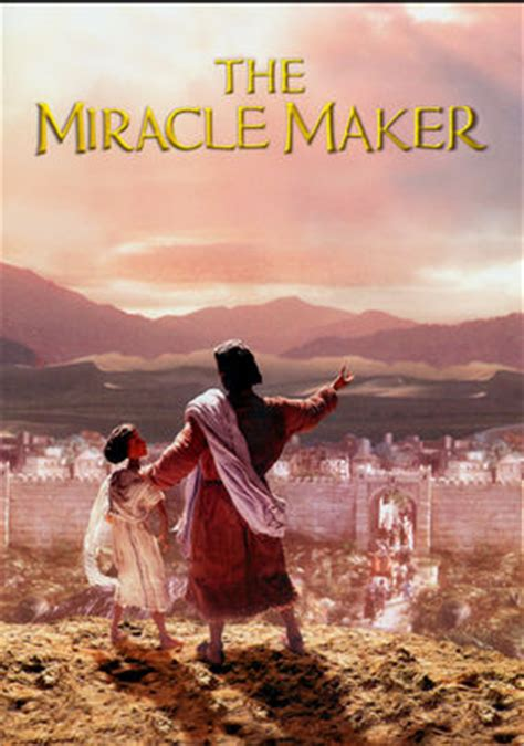 The Miracle Maker The Archive Newonnetflixuk