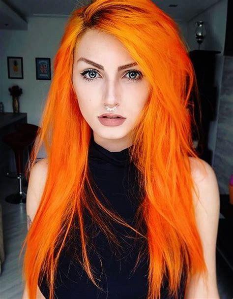 ten best otc hair color 25 best ideas about bright hair colors on pinterest