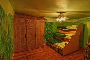Jungle Bedroom Boys Jungle Boys Safari Theme Room Kids Beds Richmond