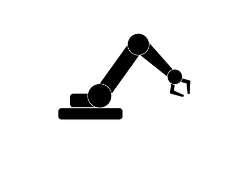 best free clipart best free robot clip industrial drawing