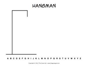 hangman template his shadow is telling a different story pics