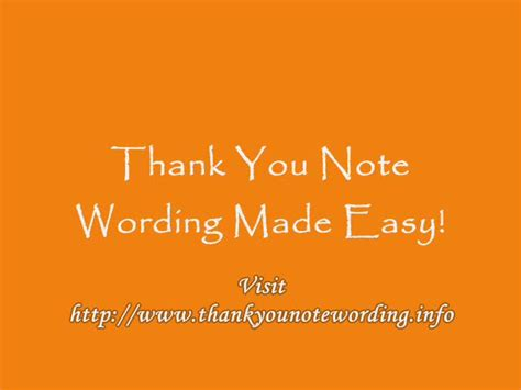Thank You Letter Phrases Nadila Ernesta Hair Wedding Thank You Card Sayings