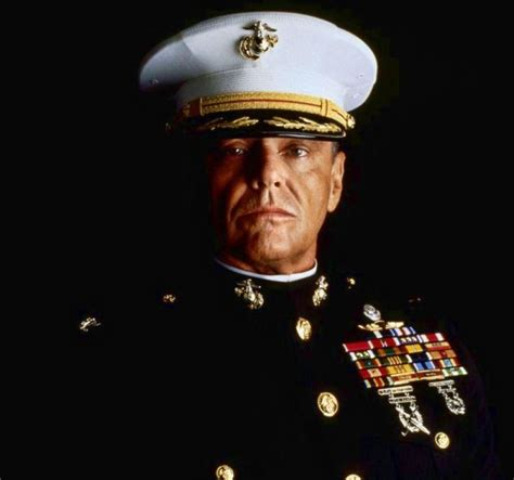 a few good men on pinterest 138 pins jack nicholson as colonel nathan r jessup in quot a few good