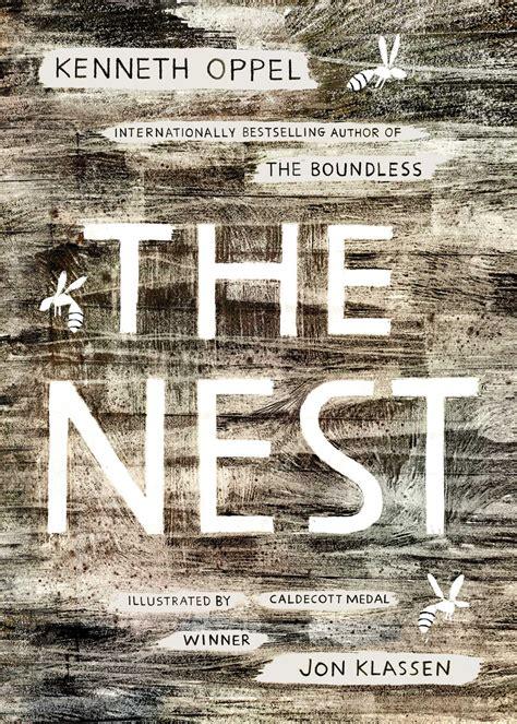 nest books the nest book by kenneth oppel jon klassen official