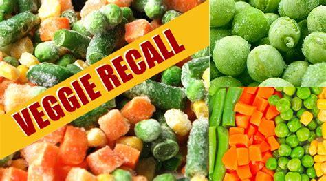 vegetables recall frozen vegetable and fruit recall z103 5