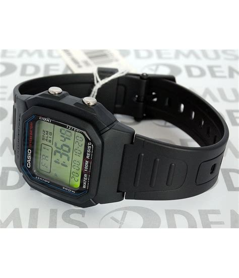casio w 800h 1aves casio collection w 800h 1aves мъжки часовници