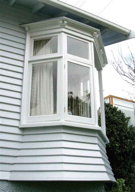 corner bay window building form branz renovate