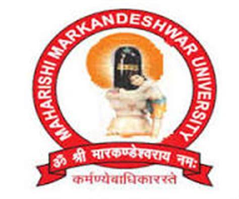 Mmu Mba by Maharishi Markandeshwar Sadopur