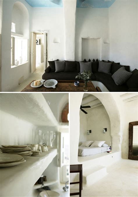 greek home interiors charming traditional greek home on the island of tinos