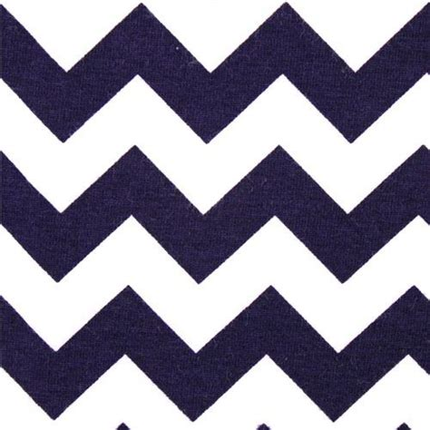 navy blue pattern material white riley blake knit fabric with navy blue chevron