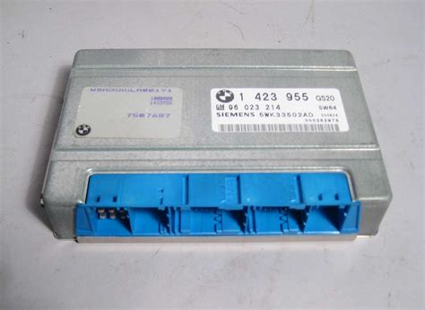transmission control 1996 bmw z3 engine control bmw z3 automatic transmission control module sw64 gs20 2001 e46 e39 used oem 7426820439623 ebay