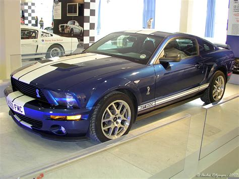 2007 Mustang Shelby by 2007 Mustang Shelby Gt 500 Photo De Ford Mustang Gt 500