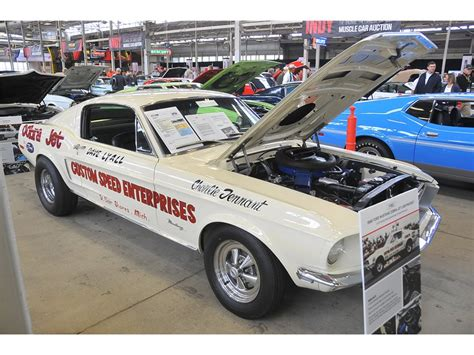 1967 Ford Mustang Premium Auction Database American Car Collector 1968 Ford Mustang Lightweight Premium Auction Database American Car Collector