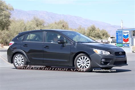 subaru impreza wrx 2017 hatchback hold the phone subaru wrx hatchback spied
