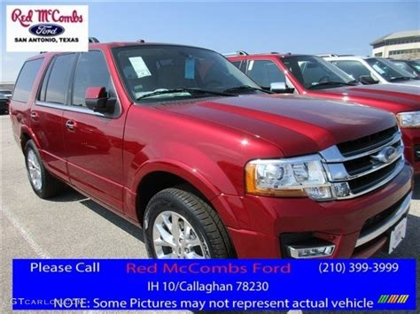 ford ruby metallic paint 2016 ruby metallic ford expedition limited 111213454