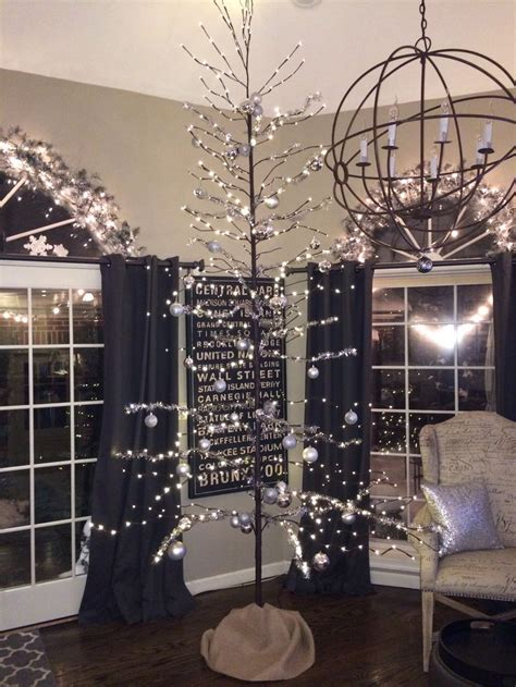 restoration hardware starlit tree christmas pinterest