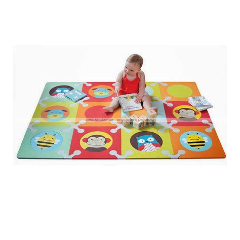 tappeto gioco skip hop playspot tappeto gioco zoo 142x106 cm bimbi