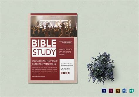33 church flyers free psd ai vector eps format download