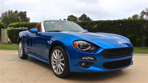 2017 fiat 124 spider review 1 is poppin