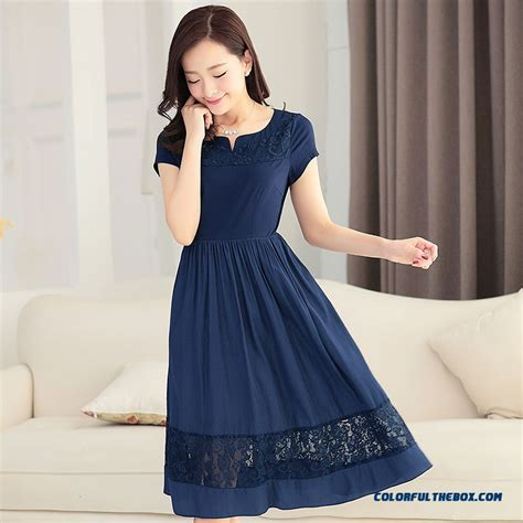 dress styles for middle age oriental women cheap middle aged women dress summer new short sleeved