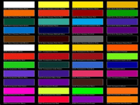 maaco auto paint color chart motorcycle review and galleries