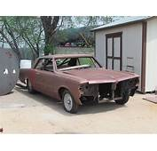 1964 Pontiac Le Mans/GTO Pro Street Project For Sale