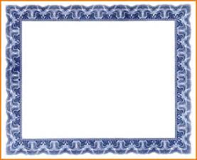 printable certificate templates border png scope of work