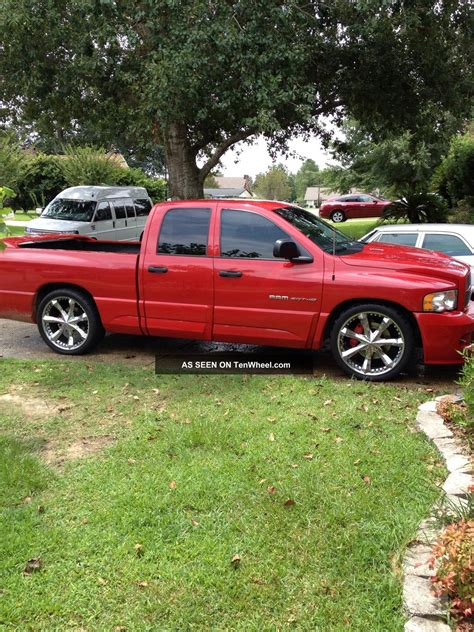 2005 dodge ram 1500 4 door 2005 dodge ram 1500 srt 10 cab 4 door 8 3l