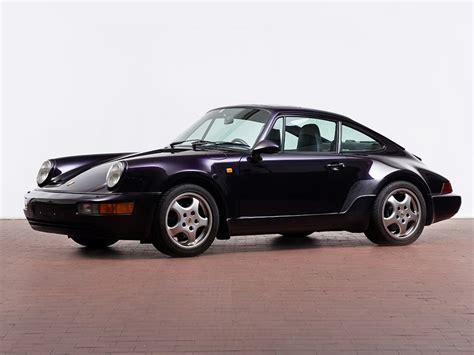 Porsche Franklinstr by Porsche 911 4 Turbo Look Anniversary Edition