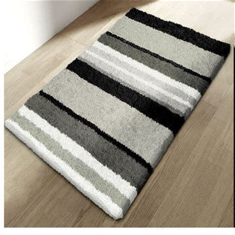 Striped Bathroom Rug Striped Bathroom Rugs Rug For Your Bathroom With Stripes