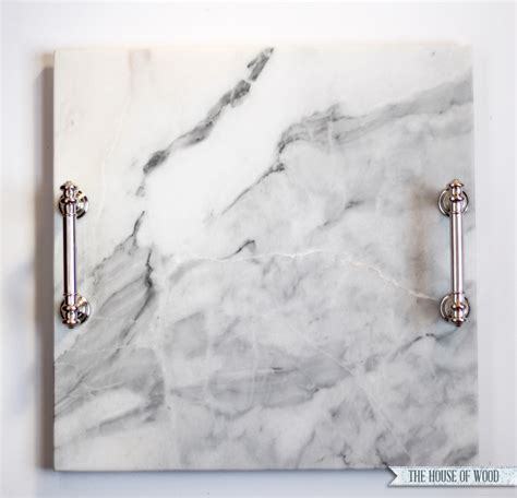 marble bathroom tray how to make a diy marble tray