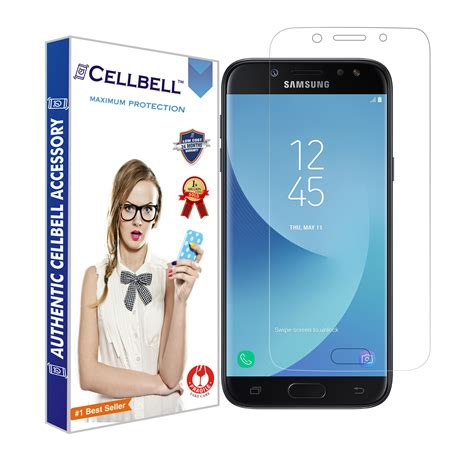 samsung 5 pro samsung galaxy j5 pro 2017 front scratch guard cellbell