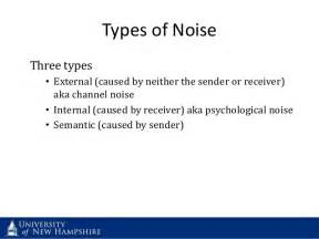 Of Noise How To Reduce Noise In Your Communications By Martin