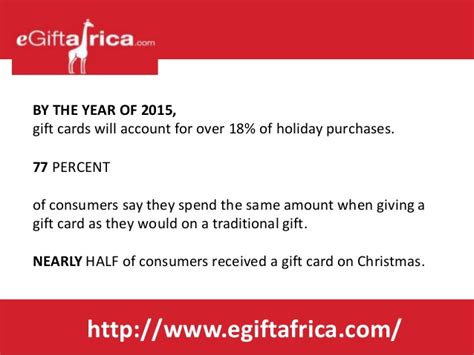 Gift Card Statistics - an insight into gift cards industry statistics survey analsis