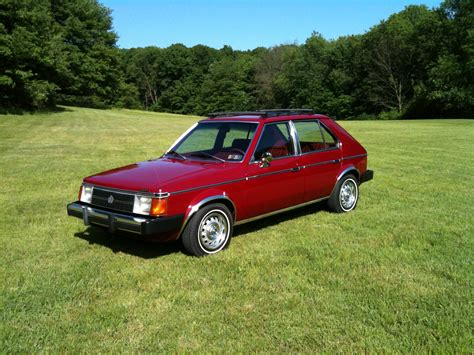 1983 dodge omni robs495 1983 dodge omni america s photo gallery at cardomain