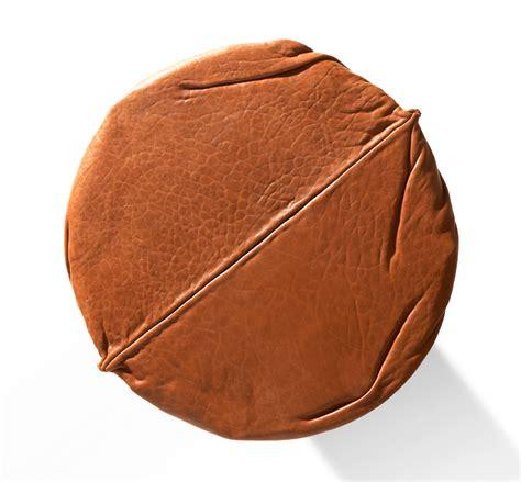 Slippery Stool by Nicolas Le Moigne Leather Slip Stool