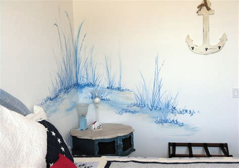 wall paiting lighthouse room wall painting inn on the avenue