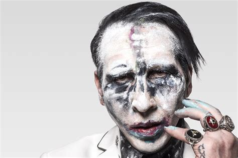 marilyn manson marilyn manson offers veiled threat in new song kill4me